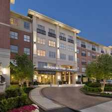 Rental info for Windsor at West University in the Houston area