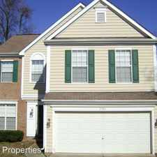 Rental info for 7501 Lady Bank Drive in the Highland Creek area