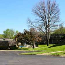 Rental info for Knollwood Apartments in the Kansas City area
