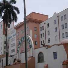 Rental info for 101 North Ocean Drive #509 in the Hollywood area