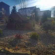 Rental info for Highland Park Luxury Apartments & Townhomes