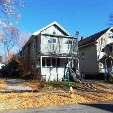 Rental info for 62 Locust St in the Rochester area