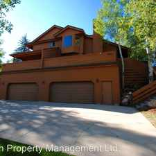 Rental info for 3022 Fawn Drive