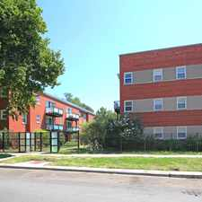 Rental info for 6435 43 N Damen Ave