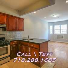 Rental info for 116 Seigel Street #2 in the New York area