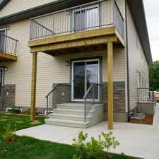 Rental info for Townhouses with Fully Finished Basements - Near NAIT! in the Alberta Avenue area