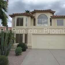 Rental info for Beautiful 3 Bedroom in North Scottsdale!