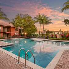 Rental info for Village Place in the West Palm Beach area