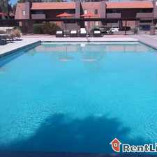Rental info for 5038 South Hardy Drive in the Tempe area