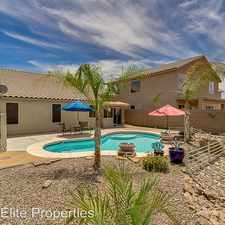 Rental info for 2948 W Peggy Drive