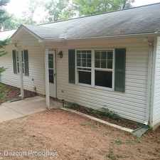 Rental info for 334 Culp Street in the Mooresville area