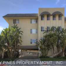 Rental info for 4022 Albatross Street Unit 301 in the San Diego area