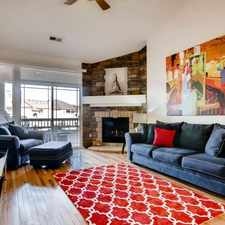 Rental info for Two Bedroom In Arapahoe County in the Ken Caryl area