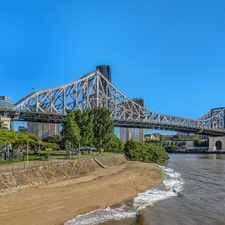 Rental info for 'One Holman' Apartment in the Brisbane area