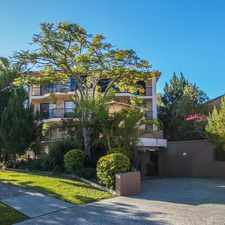 Rental info for COSY FURNISHED ONE BEDROOM UNIT in the Gold Coast area