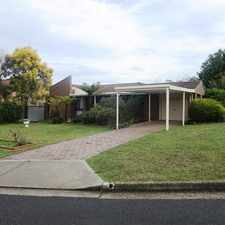Rental info for Spacious & Comfortable Living! in the Albury area