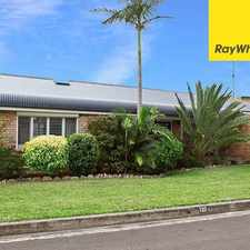 Rental info for Amazing Location Opposite Little Lake! in the Wollongong area