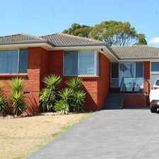 Rental info for BEAUTIFULLY RENOVATED 3 BEDROOM HOUSE AND GRANNY FLAT