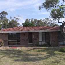 Rental info for MODEST HOME in the Perth area
