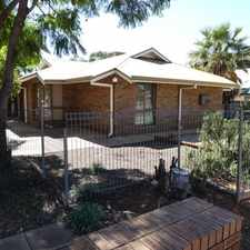 Rental info for LAMINGTON in the Hannans area