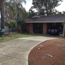 Rental info for Better get in quick!! Includes ONE WEEKS FREE RENT in the Calista area