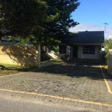 Rental info for NEAT 2 BEDROOM HOME IN QUIET DOUBLEVIEW STREET in the Doubleview area