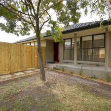 Rental info for MOST SOUGHT AFTER LOCATION