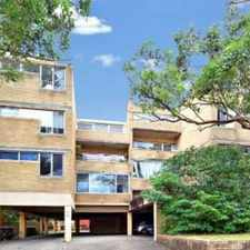 Rental info for Large 2 Bedroom Unit In a Popular in the Sydney area
