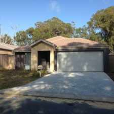Rental info for 4 BEDROOM HOME LOCATED IN MEADOW SPRINGS in the Meadow Springs area