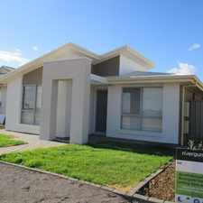 Rental info for Neat and Modern home in the Whyalla Jenkins area