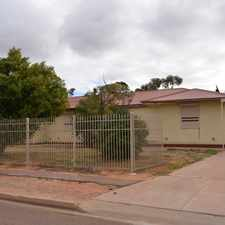 Rental info for LARGE ACCOMMODATION FULLY FURNISHED HOME in the Port Augusta area