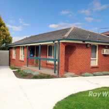 Rental info for Position Perfect in the Knoxfield area