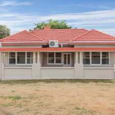 Rental info for HOME OPEN SATURDAY 16/09/2017 BETWEEN 1.05PM - 1.15PM in the Forrestfield area