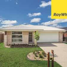 Rental info for Awesome Location! in the Burpengary East area