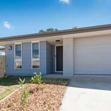 Rental info for RENT REDUCED !! Ample Space in a New Estate! in the Toowoomba area