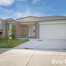 Rental info for THE PERFECT FAMILY HOME! in the Pakenham area