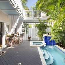Rental info for Four Bedroom In West Palm Beach in the West Palm Beach area