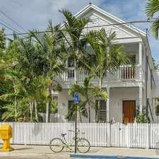 Rental info for Four Bedroom In Key West