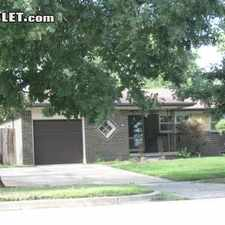 Rental info for Three Bedroom In Sedgwick (Wichita) in the Wichita area