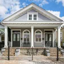 Rental info for Two Bedroom In Mid-City in the New Orleans area