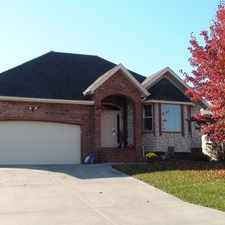 Rental info for Three Bedroom In Christian County