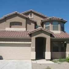 Rental info for House For Rent In Laveen.