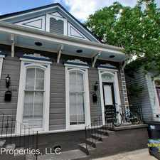 Rental info for 1036-38 Clouet in the Bywater area