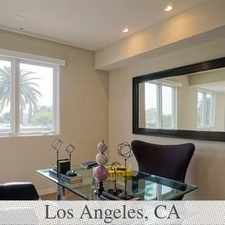 Rental info for 3 Bedrooms Apartment - Embodying European Luxur... in the Beverly Hills area