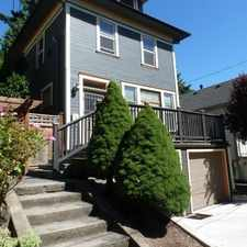 Rental info for 548 SE 20th-Unit A in the Buckman area