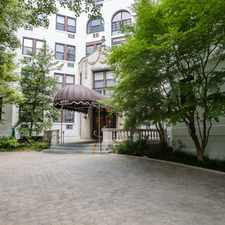 Rental info for 4701 Connecticut Avenue Northwest #105 in the Chevy Chase-DC area