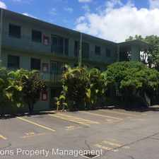 Rental info for 3512 - 3520 Waialae Ave in the Palolo area