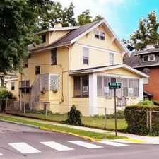 Rental info for 120 Wilson Ave in the Morgantown area
