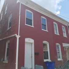 Rental info for 621 George St
