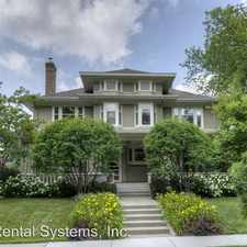 Rental info for 1776 Knox Avenue So. in the Bryn Mawr area